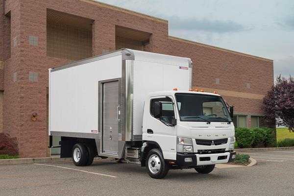 Photo: Mitsubishi Fuso Truck of America