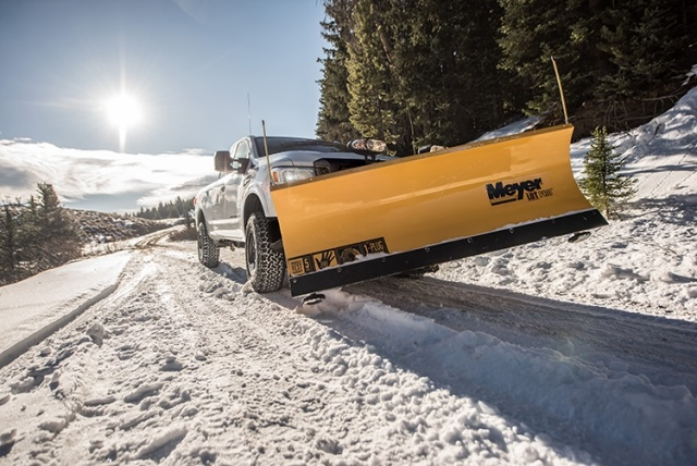 The new Snow Plow Prep Package features high-capacity, heavy-duty