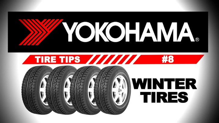 Gallery 2 Yokohama s Tire Tips Winter Tires