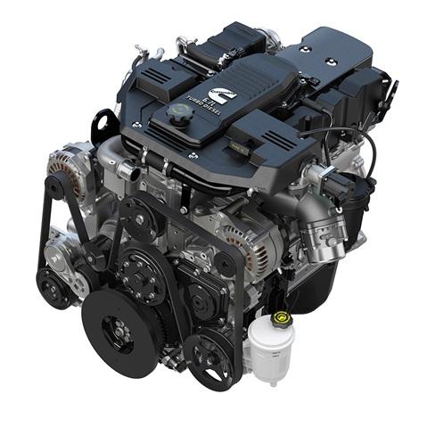 Cummins 6 7l Engine First To Meet Emissions Regulations
