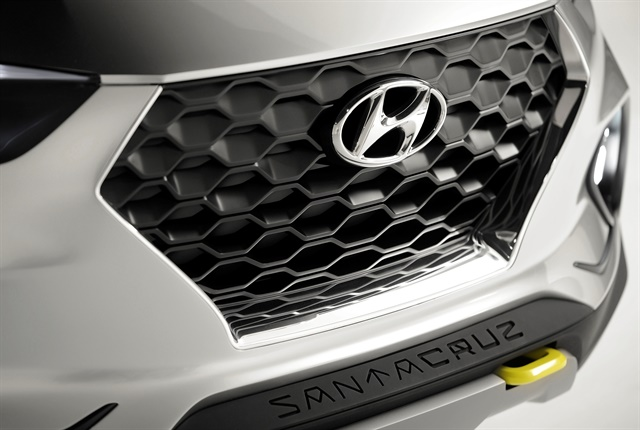 Photo of Santa Cruz concept courtesy of Hyundai.