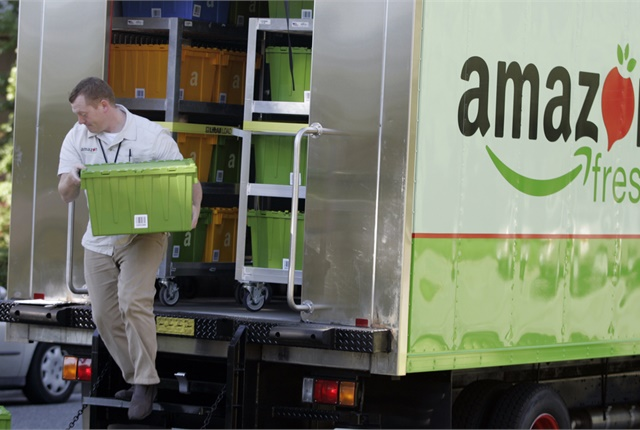 Recent moves by Amazon have led some industry observers to speculate the online retailer is poised to launch its own parcel delivery service soon. Photo: Amazon