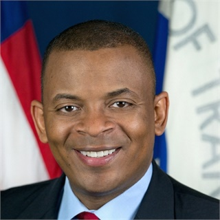 U.S. Transportation Secretary Anthony Foxx,