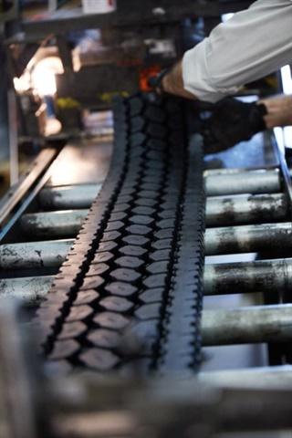Photo: PRNewsfoto/Bridgestone Americas, Inc.