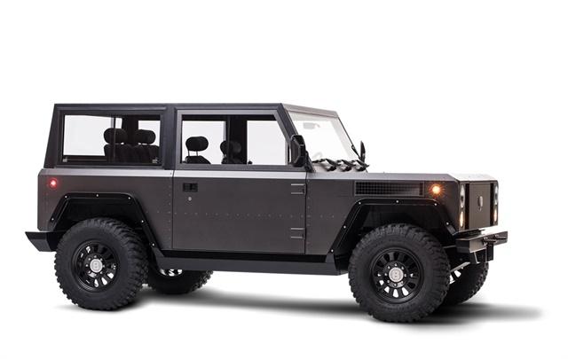 Image of B1 courtesy of Bollinger Motors