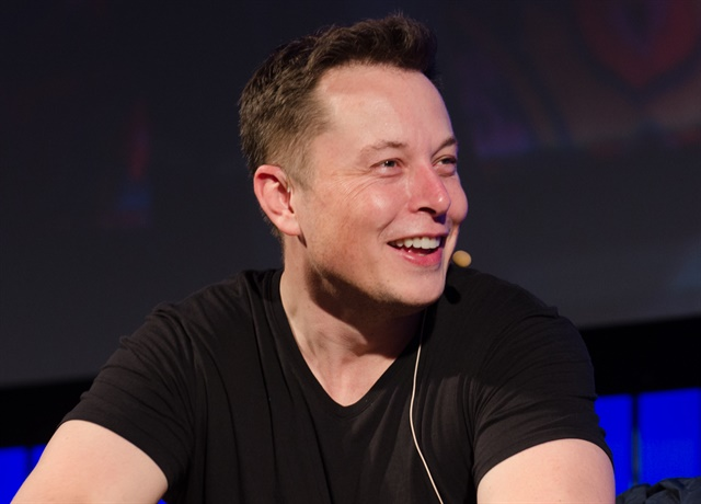 Photo of Elon Musk in 2013 via Dan Taylor/Flickr.