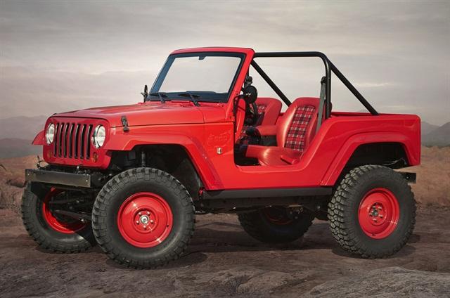 Jeep Shortcut Concept. Photo: FCA