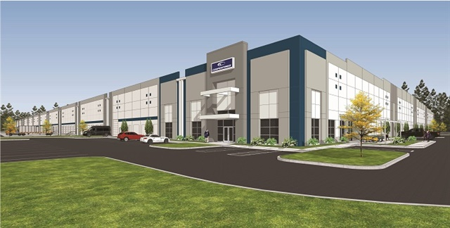 Cooper plans to use the 1 million square-foot warehouse in Byhalia, Miss. for distribution when construction is completed later in 2018. Image: Cooper Tires