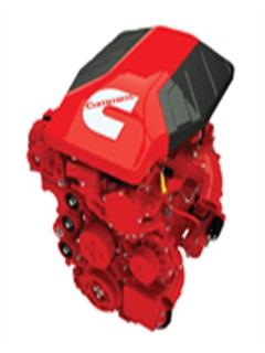 Cummins concept 2.8L turbo diesel as revealed in the Nissan Frontier Diesel Runner.
