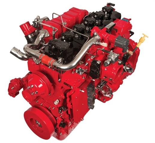 Cummins Westport ISB6.7 G Engine (Image courtesy of Cummins)