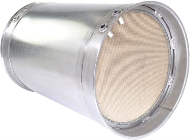 Improvements include expanded coverage for diesel particulate filters and full coverage for diesel oxidation catalysts coming in the Spring. Photo: Denso