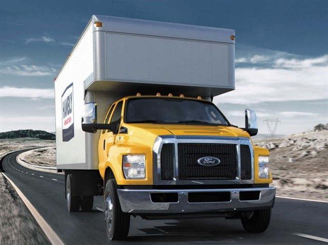 Photo of 2018 F-650 courtesy of Ford.