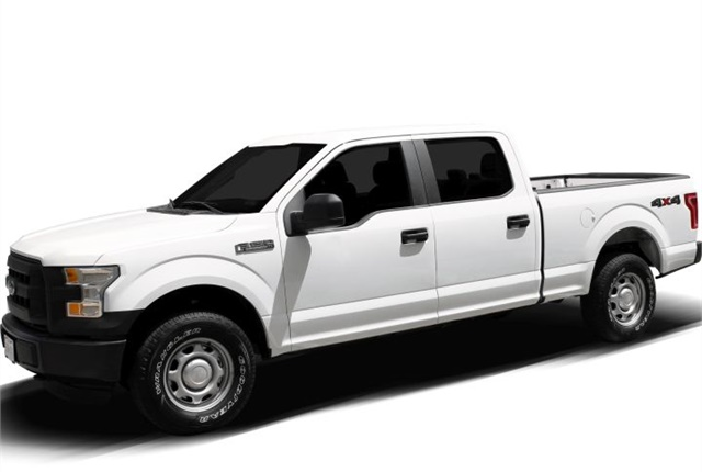 Photo of 2016 F-150 courtesy of Ford.