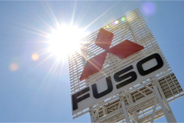 Photo courtesy of Mitsubishi Fuso Truck.