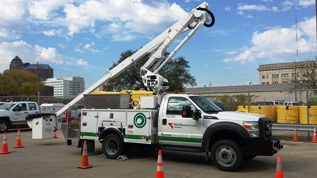 Photo courtesy of MidAmerican Energy.