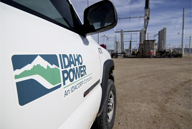 Photo courtesy of Idaho Power