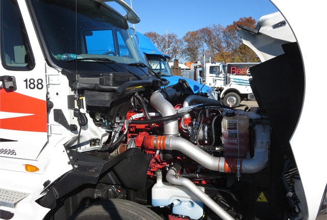 Development of 2017-model ISX15 emphasized uptime through durability and availability of parts and service at dealers, Cummins reps said.