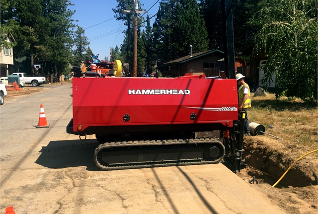 Photo courtesy of HammerHead Trenchless