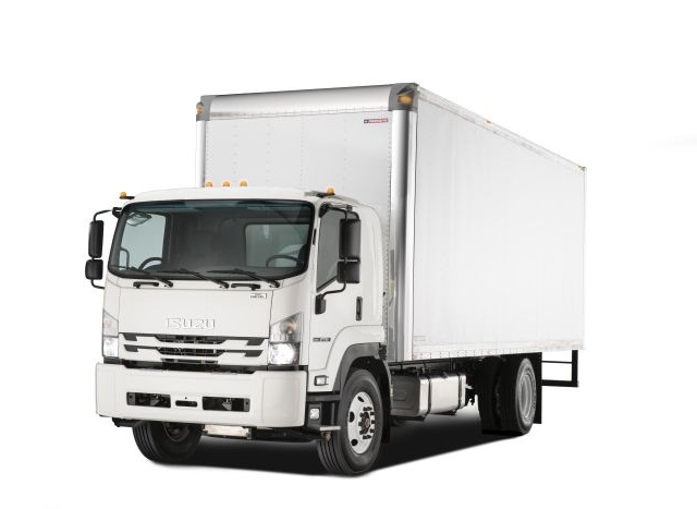 Photo: Isuzu Commercial Truck of America
