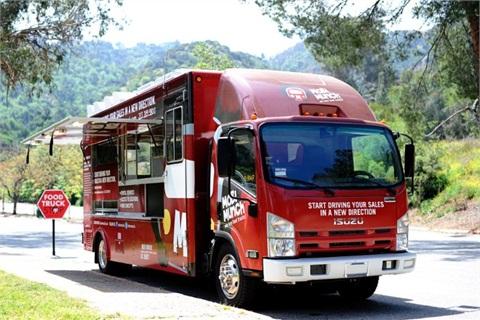 Food Truck Cuisine Mobi