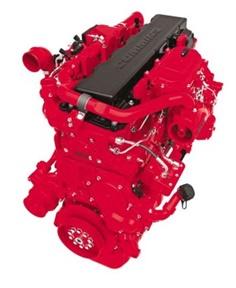 Photo of ISX12 engine courtesy of Cummins.