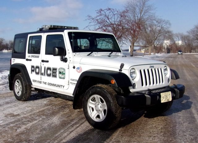 Alliance AutoGas is partnering with the La Crosse, Wis., Police Department to convert two Jeep Wranglers in a friendly side-by-side team competition.(Photo courtesy of Alliance AutoGas)