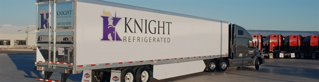 The Trucking Alliance, which consists of motor carrier members, contends that granting a 5-year exemption to smaller carriers would 'gut' the ELD rule. Photo: Knight Transportation