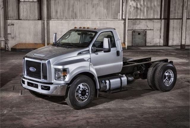 Demand Up For Class 5 7 Trucks In September Top News