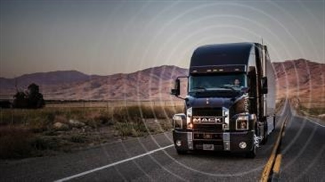 Mack Over The Air is a new addition to Mack Truck's telematics suite that enables remote powertrain software updates. Photo: Mack