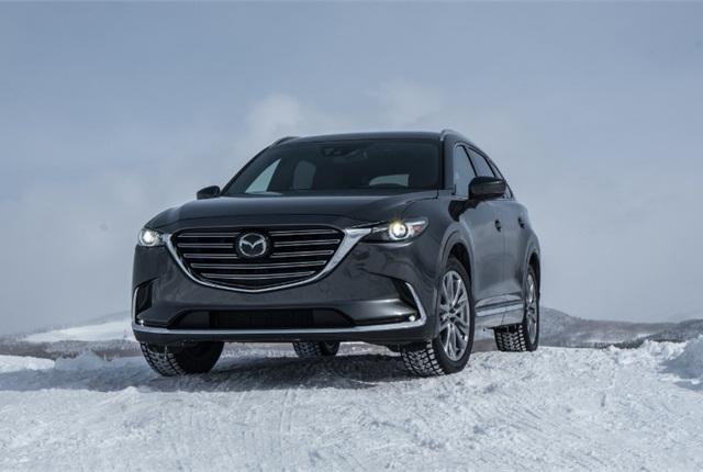 Photo of 2016 CX-9 courtesy of Mazda.