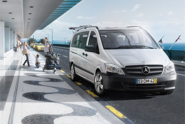 Mercedes benz considers vito van for u s top news for Mercedes benz offers usa