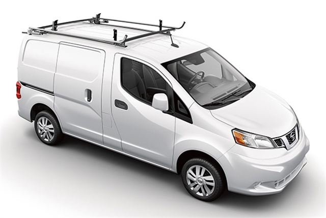 Photo of 2018 NV200 courtesy of Nissan.