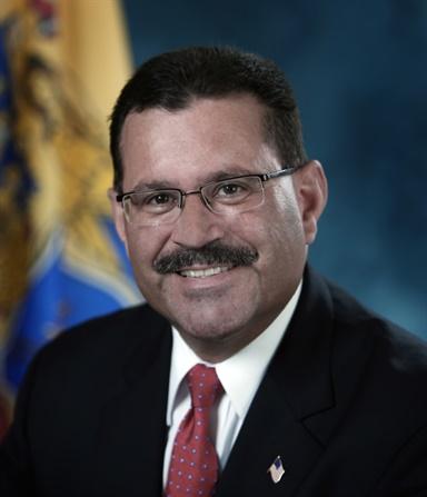 Raymond Martinez Photo: NJ.gov
