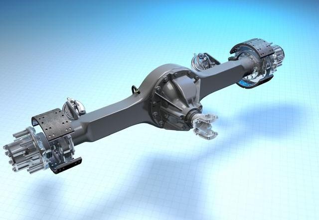 Spicer S140 Series Axle Image: Dana
