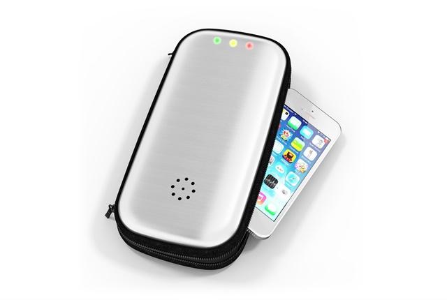 Photo courtesy of Shellback Smartphone Safes