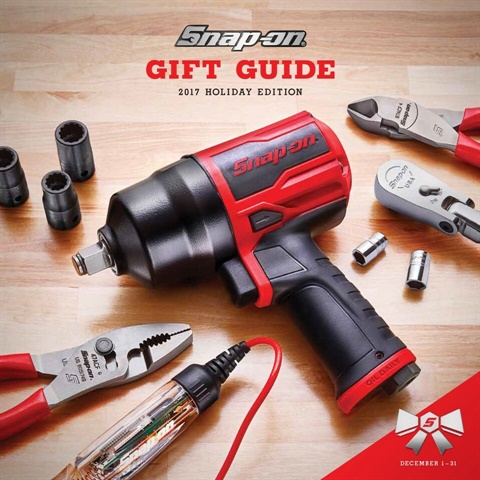 Snap-on offers a number of tools that fits any toolbox and budget. (Image courtesy of Snap-on).