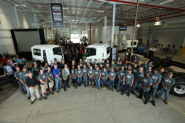 Spartan Motors celebrates it's newest facility opening. (PHOTO: Spartan Motors)
