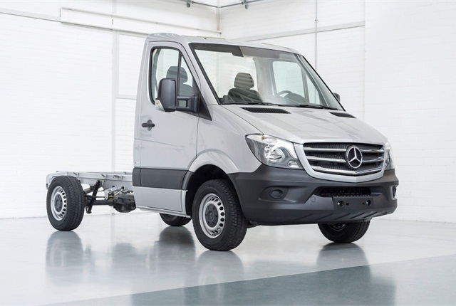 In 2015, Mercedes-Benz delivered some 28,600 units to customers in the U.S. - 11% more than in the previous year (25,800 units). (Photo: Mercedes-Benz)