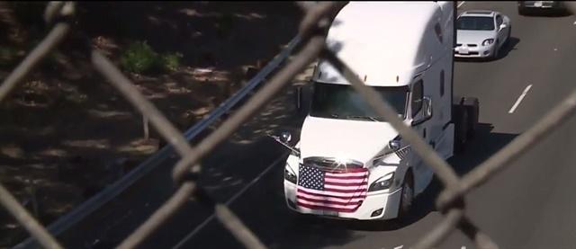 Screen shot, CBS Sacramento video