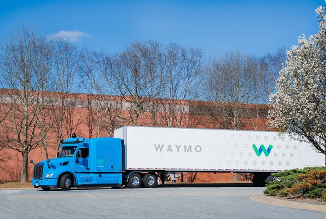 Fresh off runs in Arizona and California, Waymo says it is ready to begin autonomous truck tests in Atlanta's heavy urban traffic conditions. Photo: Waymo