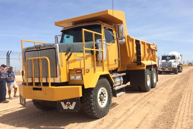 The new Western Star XD-25 is available with a Tier 3 Series 60 or Detroit DD13 engine.