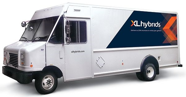 Photo of Ford F-59 XL Hybrids van couresy of XL Hybrids