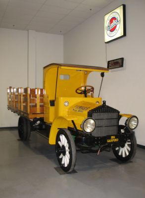 1914 Garford Stake Bed Truck