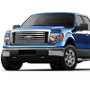 Shown is a 2010 Ford F-150 XLT