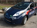 Georgia Power recently donated an all-electric 2013 Nissan Leaf to the Atlanta Police Foundation at a special event held March 20 at Washington Park in southwest Atlanta. (Photo via flickr)