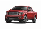2013 Ford F-150 Limited.