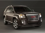 GMC is expanding its exclusive Denali sub-brand with the debut of the 2013 Terrain Denali, bringing a new level of style and power to the luxury small SUV.