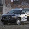 Chevrolet Tahoe's strong residual value was a contributing factor to the Tahoe Police 2WD model's low lifecycle cost.