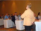 A session during last year's Fleet Safety Conference.