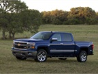 Photo of 2014 Chevrolet Silverado truck courtesy of General Motors.